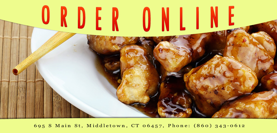 Chinese Food Delivery Middletown Ct