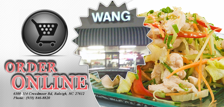 Wang\'s Kitchen | Order Online | Raleigh, NC 27612 | Chinese