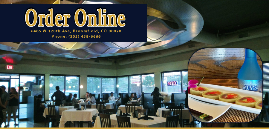 Ooka Sushi And Asian Cuisine Order Online Broomfield Co