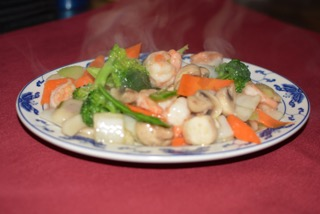 shrimvegetables