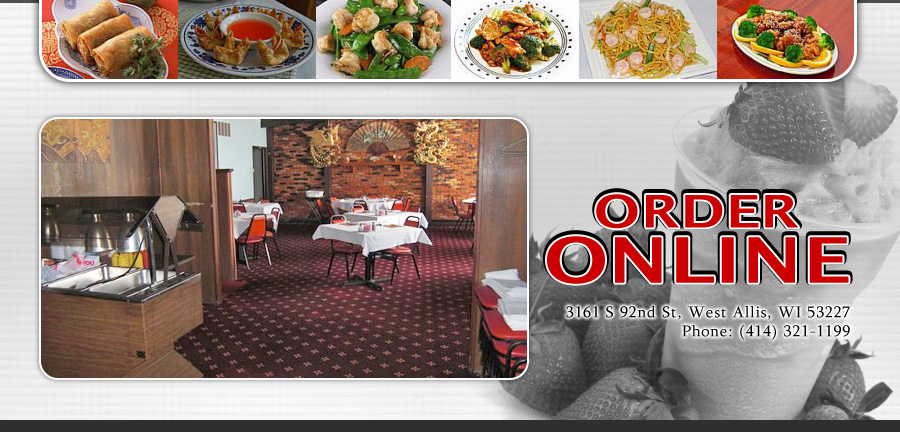 Wing Ho Restaurant Order Online West Allis Wi 53227 Chinese