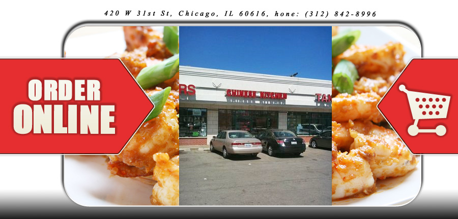 Chinese Kitchen Sushi & Grill | Order Online | Chicago, Il 60616