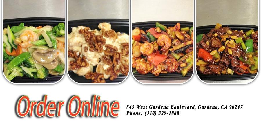 Gardena Chinese Food
