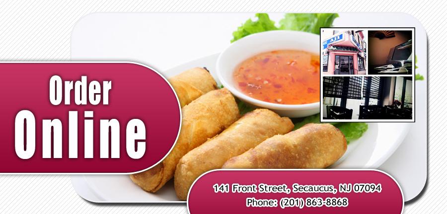 Aji asian cuisine order online secaucus nj 07094 for Aji asian cuisine secaucus