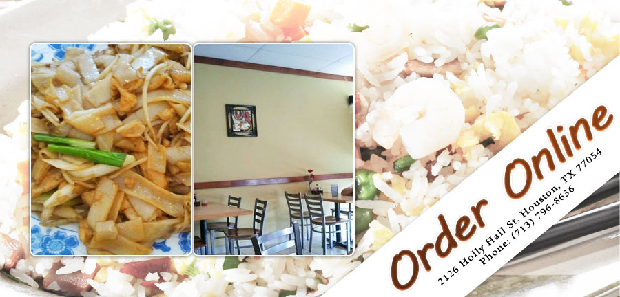 Rice Kitchen | Order Online | Houston, TX 77054 | Chinese