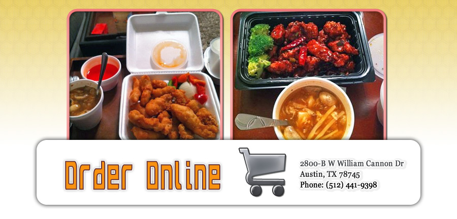 China Hill | Order Online | Austin, TX 78745 | Chinese