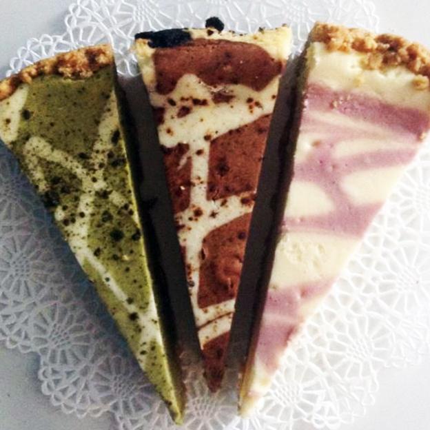 Gourmet-Cheesecake