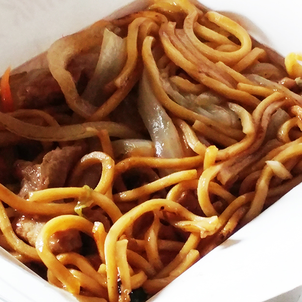 Lo-Mein-Beef