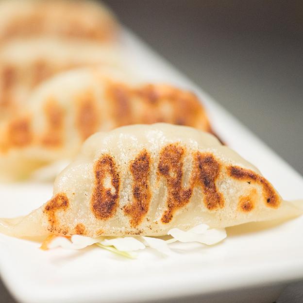 Pork-Dumpling