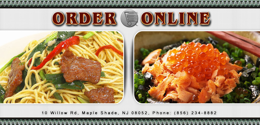 Asian Cuisine Chinese Restaurant Order Online Maple Shade Nj 08052