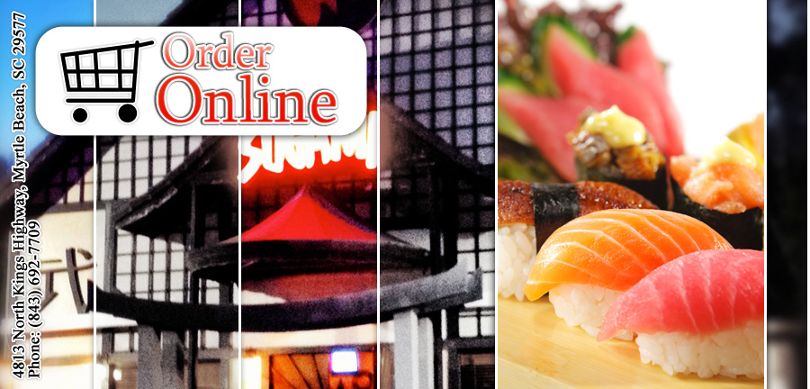 Myrtle Beach Sushi Reviews