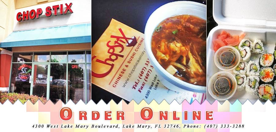 Chinese Food Delivery Lake Mary Fl