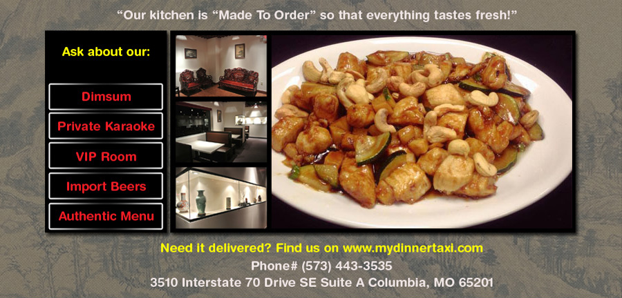 Chinese Food In Columbia Sc Delivery