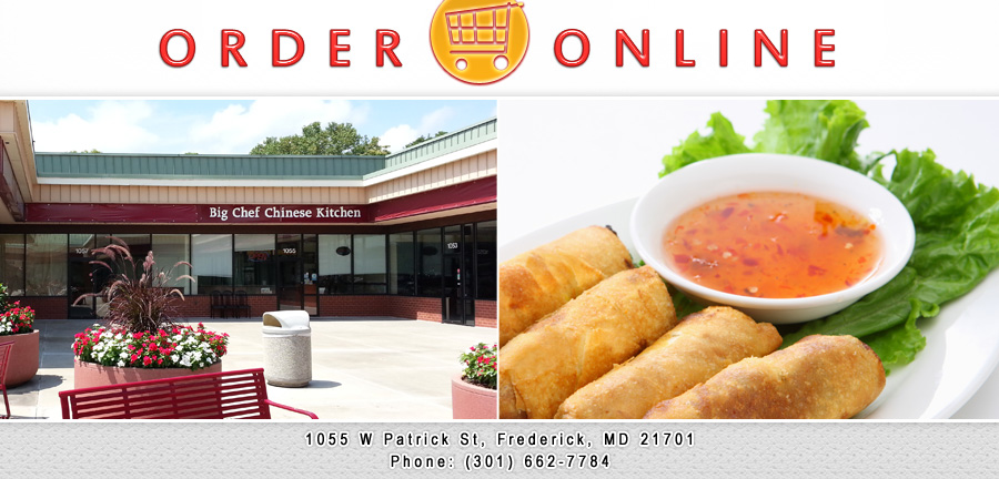 Big Chef Chinese Kitchen | Order Online | Frederick, Md 21701