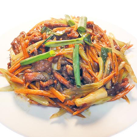 beef szechuan style