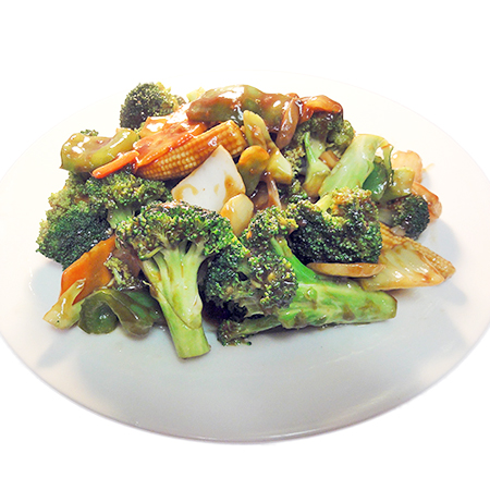 mix chinese vegetables