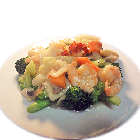 seafood combination