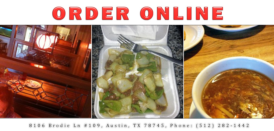 First Wok Chinese Restaurant Austin Tx