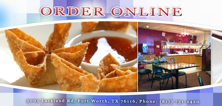 Fort Worth Chinese Delivery Food