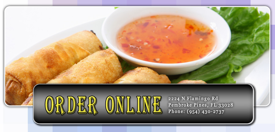 Chinese Food Delivery Pembroke Pines