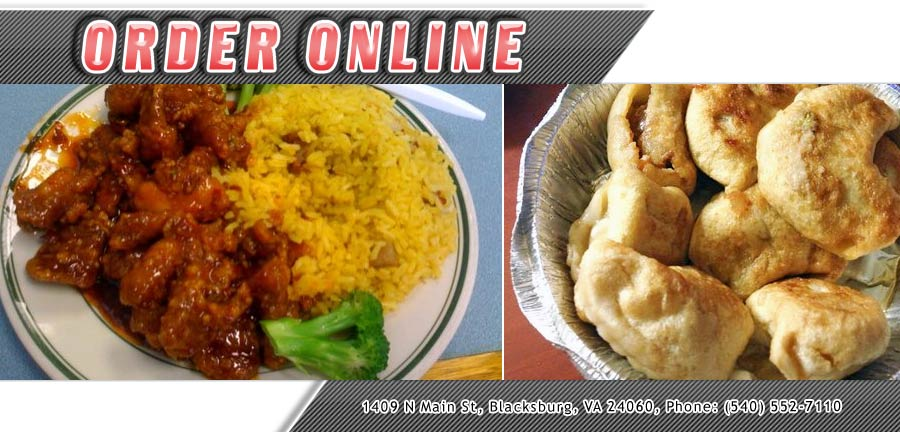 Chinese Kitchen | Order Online | Blacksburg, Va 24060 | Chinese