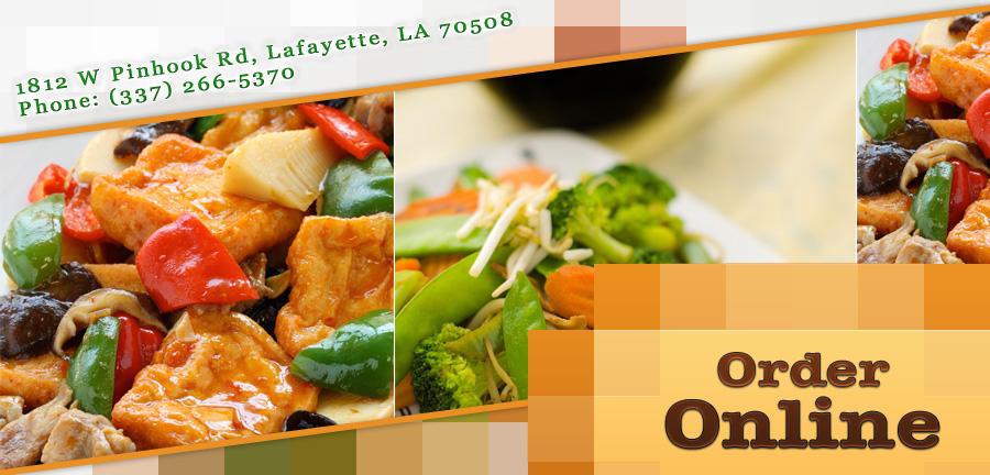 Chinese Food On Congress Lafayette La