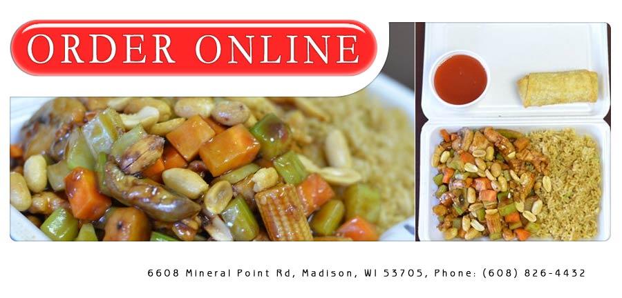 China Kitchen (Madison)   Order Online   Madison, WI 53705   Chinese