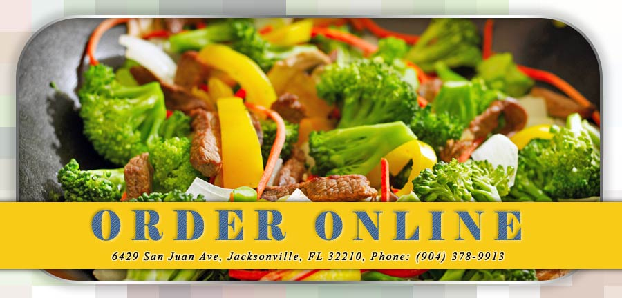 Chinese Food Jacksonville Fl Delivery