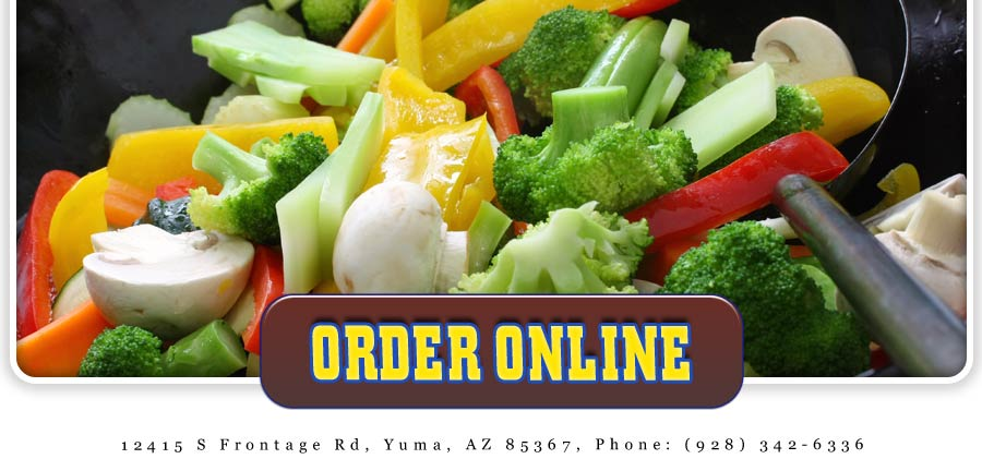Mandarin Garden | Order Online | Yuma, AZ 85365 | Chinese