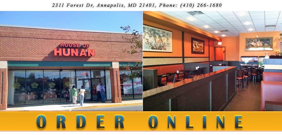 House Of Hunan | Order Online | Annapolis, MD 21401 | Chinese