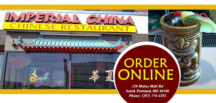 South Portland Chinese Food Delivery