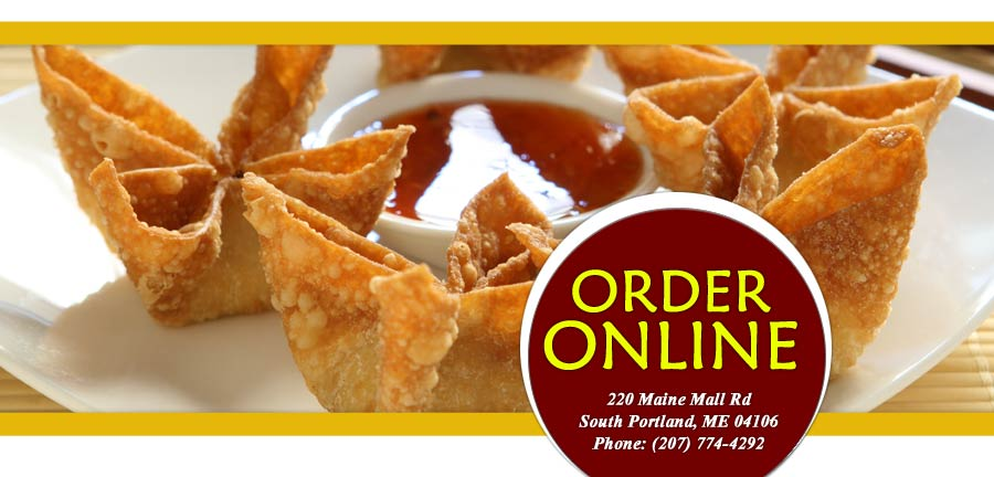 Chinese Food Delivery South Portland Maine