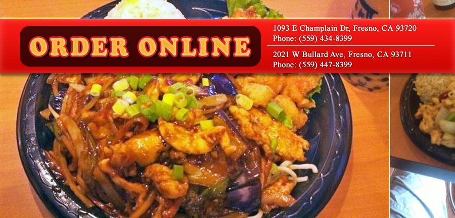 E.M.W. China Bistro Express | Order Online | Fresno, CA 93720 | Chinese