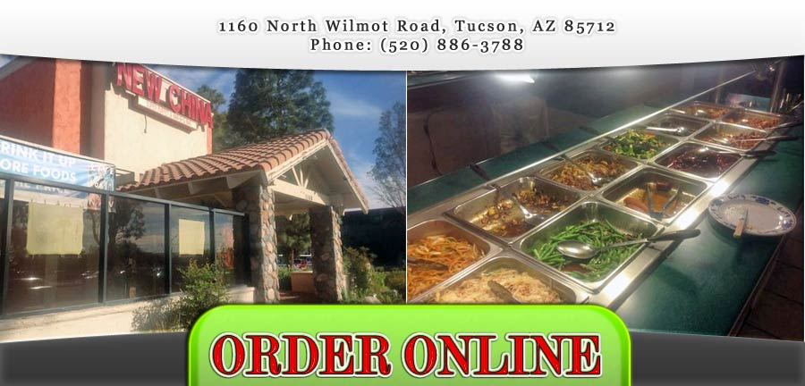 Peachy New China Sushi Grill Buffet Order Online Tucson Az Home Interior And Landscaping Ologienasavecom