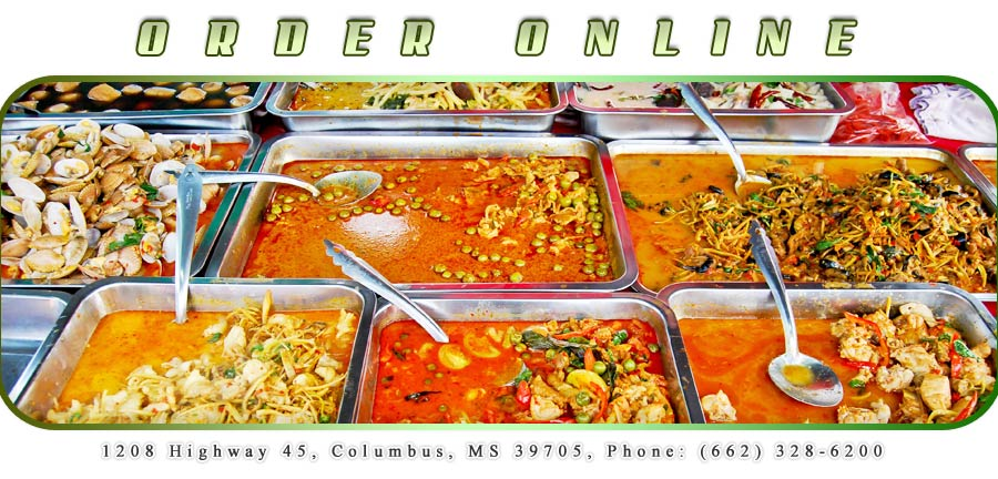 Delivery Food Columbus Ms