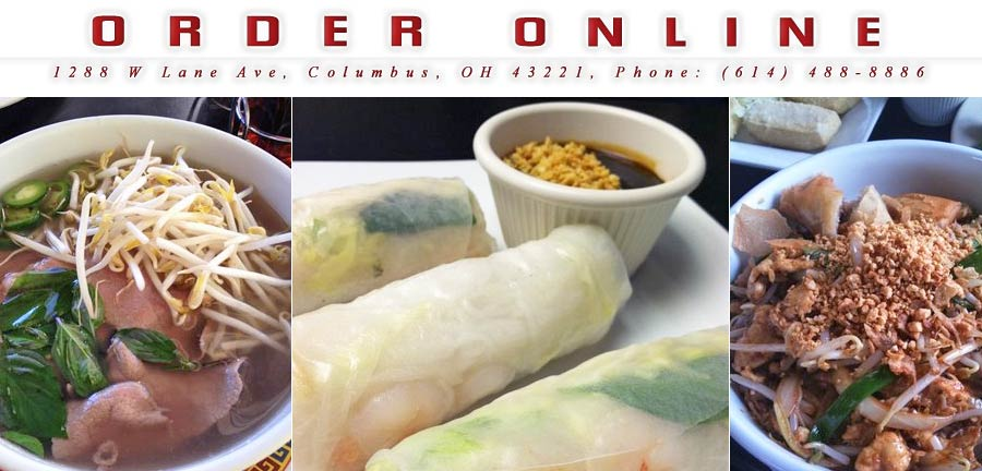 Pho Asian Noodle House and Grill | Order Online | Columbus