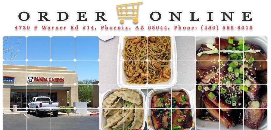 Panda Garden | Order Online | Phoenix, AZ 85044 | Chinese on