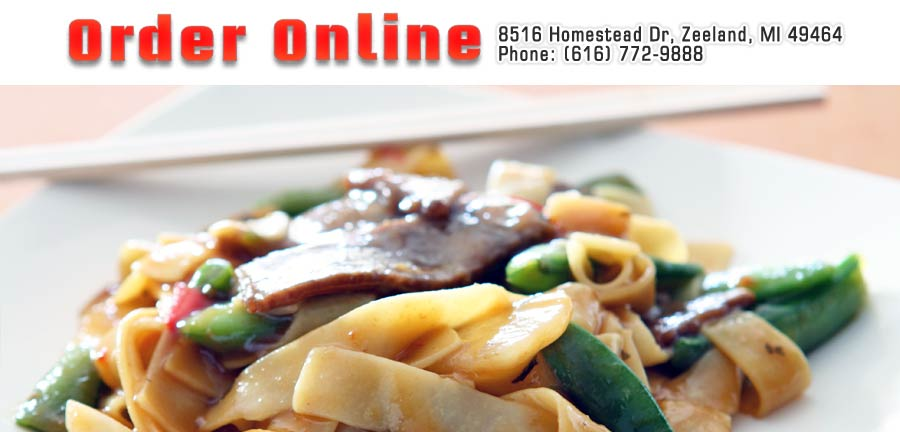 Chinese Food Zeeland Mi