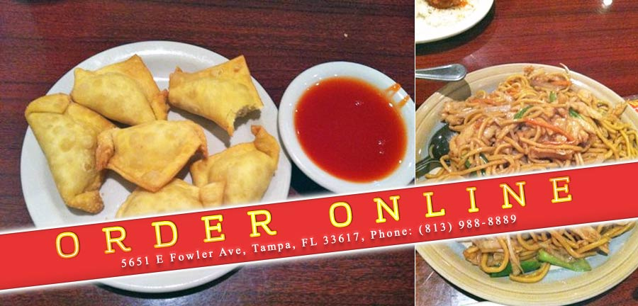 Chinese Food Delivery In Tampa Fl