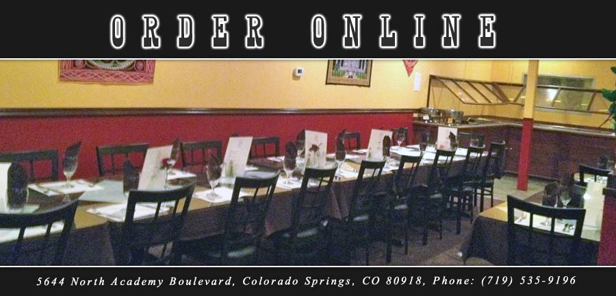 India Palace Restaurant And Bar Order Online Colorado Springs Co 80918 Indian