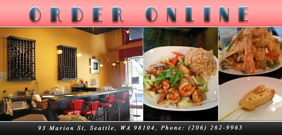 Ferry Noodle House | Order Online | Seattle, WA 98104 | Thai
