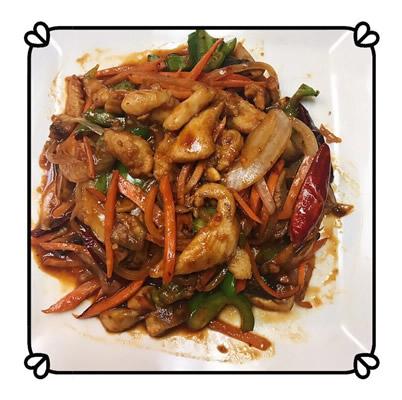 Fish Garlic Sauce