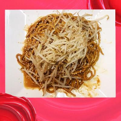 Hot Sesame Noodle