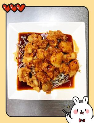 Hot Spicy Chicken