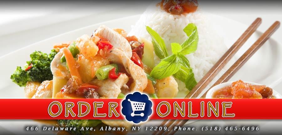 Thai Food Albany Ny Lark St