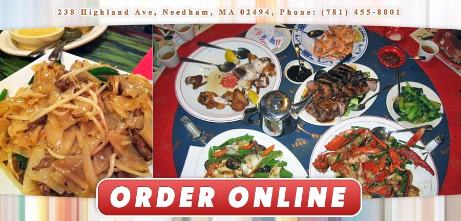 Chinese Food Restaurants In Needham Ma