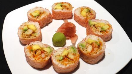 Mango Lobster Roll