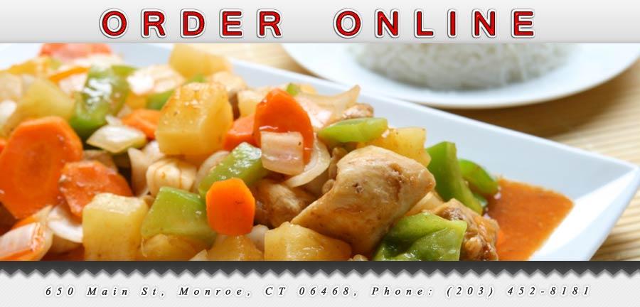 Healthy Food Chinese Kitchen Monroe Ct Menu