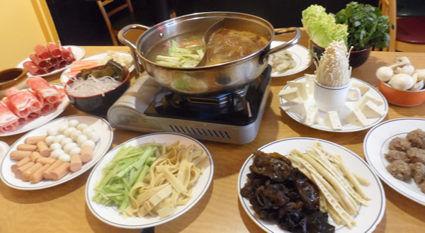 Full Hot Pot