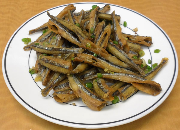 Crispy Smelts